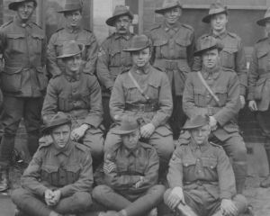 Anzacs in WW1